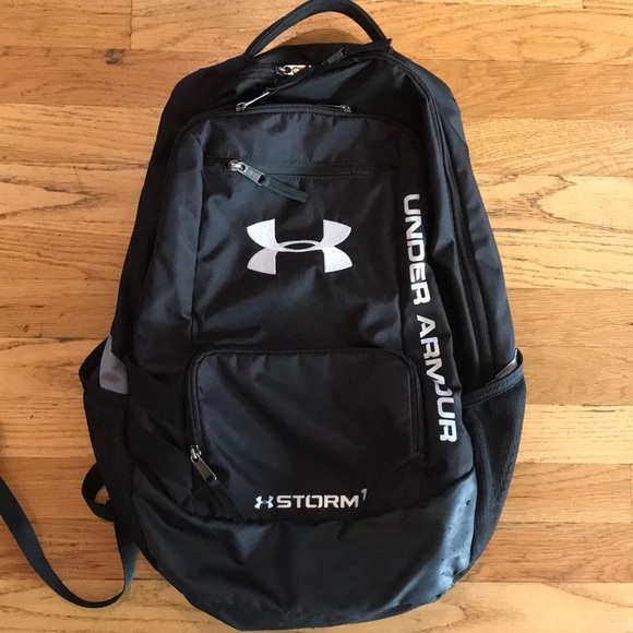 3a123bc5bed9 Under Armour Storm 1 backpack. M 5a5fb1cef9e5010c9bd204cd